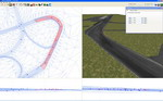 Splines make track building easy